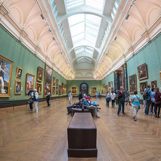 Museums the arts and virtual tours
